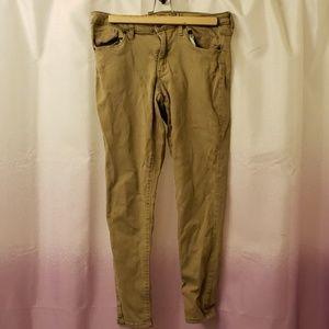 Universal Threads legging style stretchy khakis